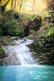 Schönheitswasserfall Lizenzfreie Stockbilder