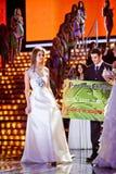 Schönheitswettbewerb 2010 des Fräuleins Russland Stockfoto
