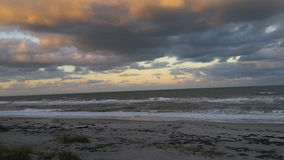 Schönheitswolken Stockbild