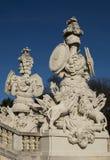 Schönnbrunn Palast Stockfotos