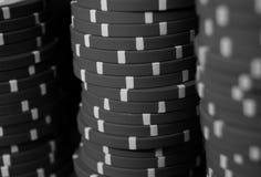 Schürhaken-Chips Stockbilder