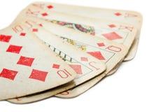 Schürhaken, der königliches Erröten spielt Lizenzfreie Stockbilder