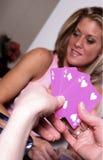 Schürhaken-Spiel Stockfotos
