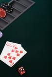 Schürhaken-Spiel Lizenzfreies Stockbild