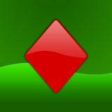 Schürhaken-Symbol [03] Stockbild