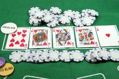 Schürhakenspiel stockfotografie