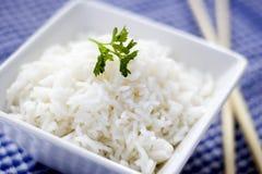 Schüssel Reis Stockfoto