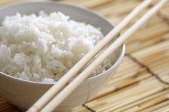 Schüssel Reis stockfotos