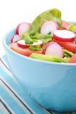 Schüssel Salat Stockfotografie