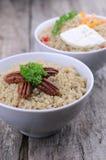 Schüsseln der Reismelde Stockfotos