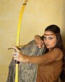 Schütze oder Bogenschütze Lizenzfreies Stockbild