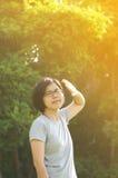Schützen Sie das Sonnenlicht Lizenzfreies Stockbild