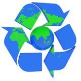 Schützen Sie die Erde