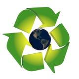 Schützen Sie die Erde Stockfotos