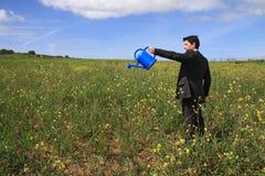 Schützen Sie die Natur 2 Stockbild
