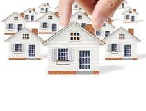 Schützen Sie Haus Stockfoto