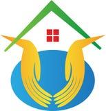Schützen Sie Ihr Haus Lizenzfreies Stockfoto