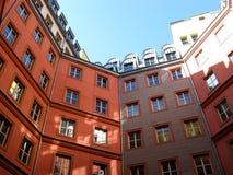 Schützenstrasse Берлин стоковое фото