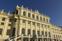 Schönbrunn Palace in Vienna Royalty Free Stock Photo