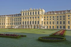 sch nbrunn Vienna zamek zdjęcie royalty free