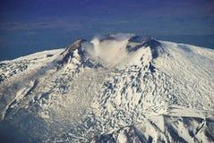 Sch?nes Bild Etna Volcanos lizenzfreie stockbilder
