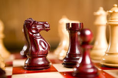 Schaak Royalty-vrije Stock Foto