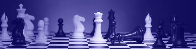 Schaak Royalty-vrije Stock Afbeelding