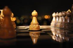 Schaakbord 5 Royalty-vrije Stock Fotografie