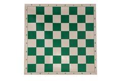 Schaakbord, met algebraïsche aantekening royalty-vrije stock fotografie