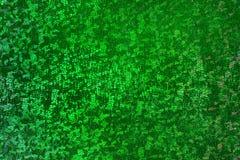 Schaalachtergrond, het Groene Patroon van de Slanghuid, Abstracte Textuur Stock Afbeeldingen