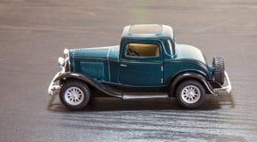 Schaalstuk speelgoed modelford coupe Stock Foto's