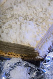 Schaars boek op bevroren ijs royalty-vrije stock foto