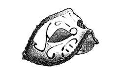 Schablone Stockbild