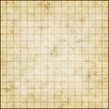 Schablone der leeren Karte Lizenzfreie Stockfotografie