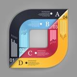 Schablone des modernen Designs Lizenzfreies Stockbild