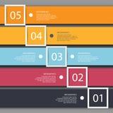 Schablone des modernen Designs Lizenzfreies Stockfoto