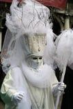 Schablone - Karneval - Venedig - Italien stockfotos