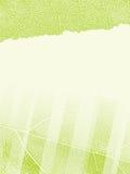Schablone mit Blattbeschaffenheit lizenzfreie abbildung