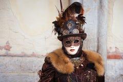 Schablone in Venedig, Italien Stockbild