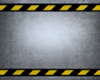 Schablone von Metallplatten Lizenzfreie Stockfotos