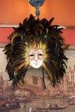Schablone von Venedig Stockfoto