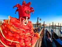 Schablonen in Venedig, Italien stockbilder
