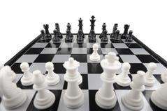 Schach. lizenzfreie stockfotos