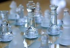 Schach. Stockfotografie