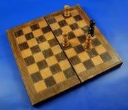 Schach? (3) Stockfotografie