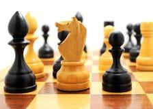 Schach. Lizenzfreie Stockfotografie