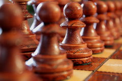 Schach Royalty Free Stock Photography