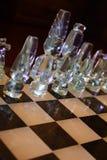 Schach betriebsbereit zu Kampf 6 Stockfotografie