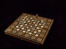 Schach: der entscheidende Moment Stockfoto