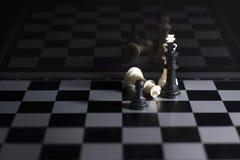 Schach E lizenzfreie stockbilder